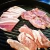炭火焼肉処 鼓 - 料理写真:オーダー前に最初の一皿