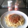 GATE - 料理写真:スパゲティミートソース