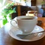 カフェ シュトラッセ - ドリンク写真:タンザニア AA エーデルワイス(キリマンジャロ)