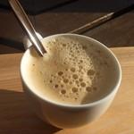 富士山の見えるカフェ - ブレンドコーヒー 400円