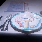 レストラン レカイエ - テーブルセッティング