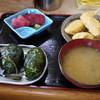 めはり寿司 二代目 - 料理写真:めはり寿司定食