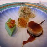 メゾン・ド・ユーロン - 彩り前菜の盛り合わせ