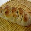 パン工房 MUGIYA - 料理写真:麦の形をしているんですね~、よく見ると。