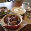 しんがい通り - 料理写真:ビーフシチューのランチセット