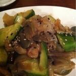 小龍 - くらげの3種冷菜