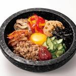 VIVAけなりぃ  - 7品目野菜のナムルが楽しい、バランス&ヘルシービビンバ!