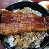 うなぎふくしま - 料理写真:1300円『ランチ うな丼』2012年10月吉日