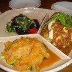 五指山 - 冷菜三種