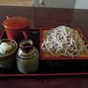 手打そば 吉田家 - 料理写真:もりそば、大盛にしました