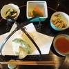 北川 - 料理写真:北川御膳の天ぷらと小鉢