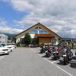 びわこ食堂 - 京阪神からバイカーが。