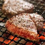 銀座 竹の庵 - 最高級の牛肉のみ厳選!黒毛和牛炭火焼
