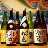 たくみ食堂 - 料理写真:利き酒師が選ぶ厳選地酒