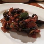 ロッツォシチリア - シチリア永久定番 茄子のカポナータ