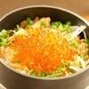 アロチャン - 料理写真:イクラ釜飯