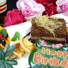 海鮮料理と個室 あろちゃん - 料理写真:バースデーケーキ