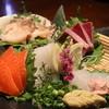 ごうにい - 料理写真:刺身盛り合わせ 色々なものを少しづつ食べたいなど要望も大丈夫です。