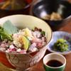 森メシ - 料理写真:あじ彩丼(1,180円)