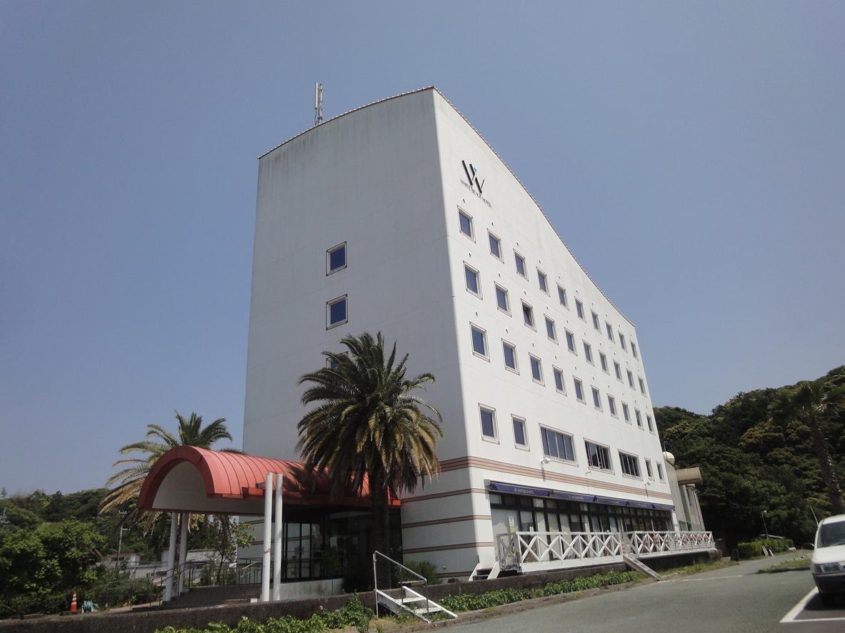 レストラン ホワイトビーチホテル