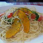 ラ・イルマーレ - 野菜とアンチョビ