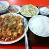 徐記厨房 - 料理写真:ランチ麻婆豆腐定食700円