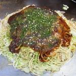 八昌 - 肉玉そば 700円