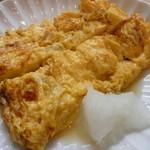 酒蔵 ひなよし - 厚焼き卵(3ケ入り)¥730