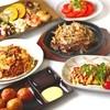 甚六 - 料理写真:パーティーコースの一例です。ボリューム満点の美味しいお料理で素敵なパーティーをお楽しみ下さい!