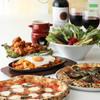 ゴイチピザ - 料理写真:充実したコース♪