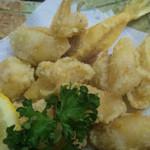 食彩や魚太郎 - フグの唐揚