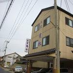 民宿 菊水 - 外観写真:久美浜 小天橋海水浴場の民宿街にあります