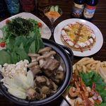 カフェダイナー コナ - 料理写真:冬季限定3000円パーティープラン