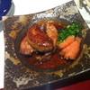 鉄板焼 海山 - 料理写真:フレッシュフォアグラソテー
