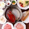 四季火鍋 花椒庭 - メニュー写真:絶妙な味の『火鍋コース』新陳代謝も良くなり健康に!