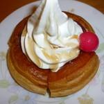コメダ珈琲店 - ミニシロノワール