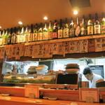 肴や味泉 - 良いですね、この雰囲気 (2012/11)