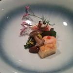おた里の湯 彩の庄 - 前菜