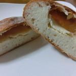 オンフルール - バターパン カット
