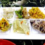 神戸クックワールドビュッフェ - 洋風の前菜類