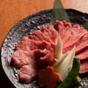 極味 - 料理写真:牛カルビ