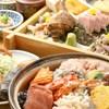 秋葉原ときわ - 料理写真:寄せ鍋、上刺盛り他、飲み放題付き5,800円が5,000円でサービス中