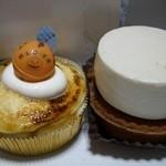 アントロワドゥーズ - ケーキ2つ