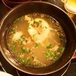 菊 - テールスープ レギュラー \840