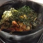 焼肉 牛の器 - 石焼ピビンバ
