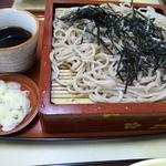 鶴家 - 料理写真:ざるそば@670円
