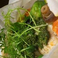 新鮮野菜はシンプルに甘みを最大限に