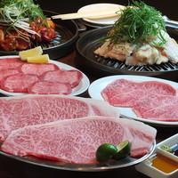 『飛騨牛コース』¥4300