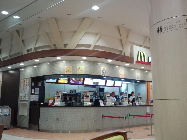 マクドナルド イオンモール羽生店