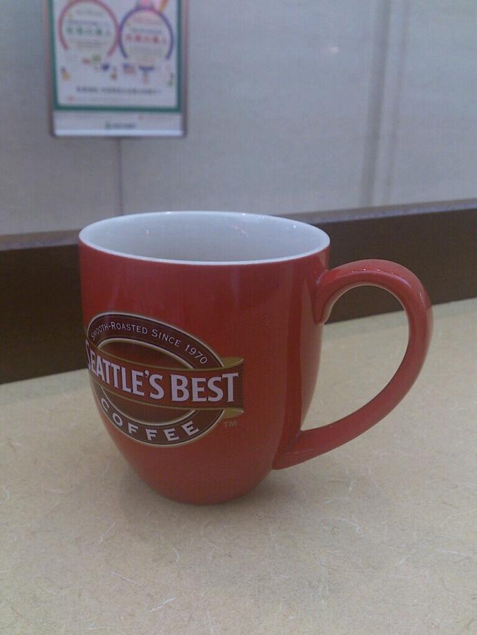 シアトルズ・ベスト・コーヒー OBP店